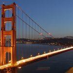 پل معلق گلدن گیت (Golden Gate Bridge)