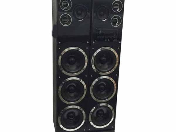 اسپیکر دو تیکه حرفه ای داتیس مدل ۸۰۱۰