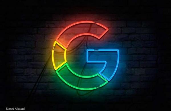 لوگوی منتخب گوگل