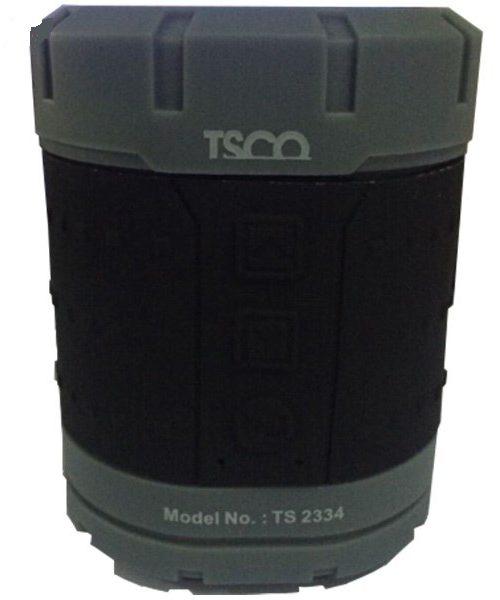 اسپیکر بلوتوثی قابل حمل تسکو مدل TS 2334