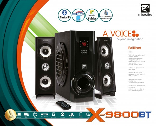 microfire-Bluetooth-Speaker-Model-X-9800-BT