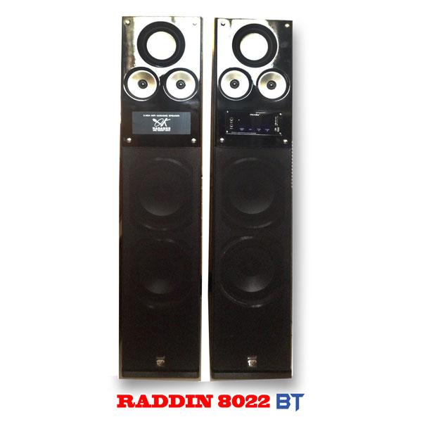 اسپیکر بلوتوث میکروفایر – مدل رادین ۸۰۲۲BT