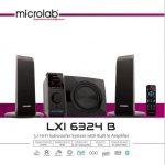 اسپیکر میکرولب lx 6324 - Speaker Microlab lx 6324