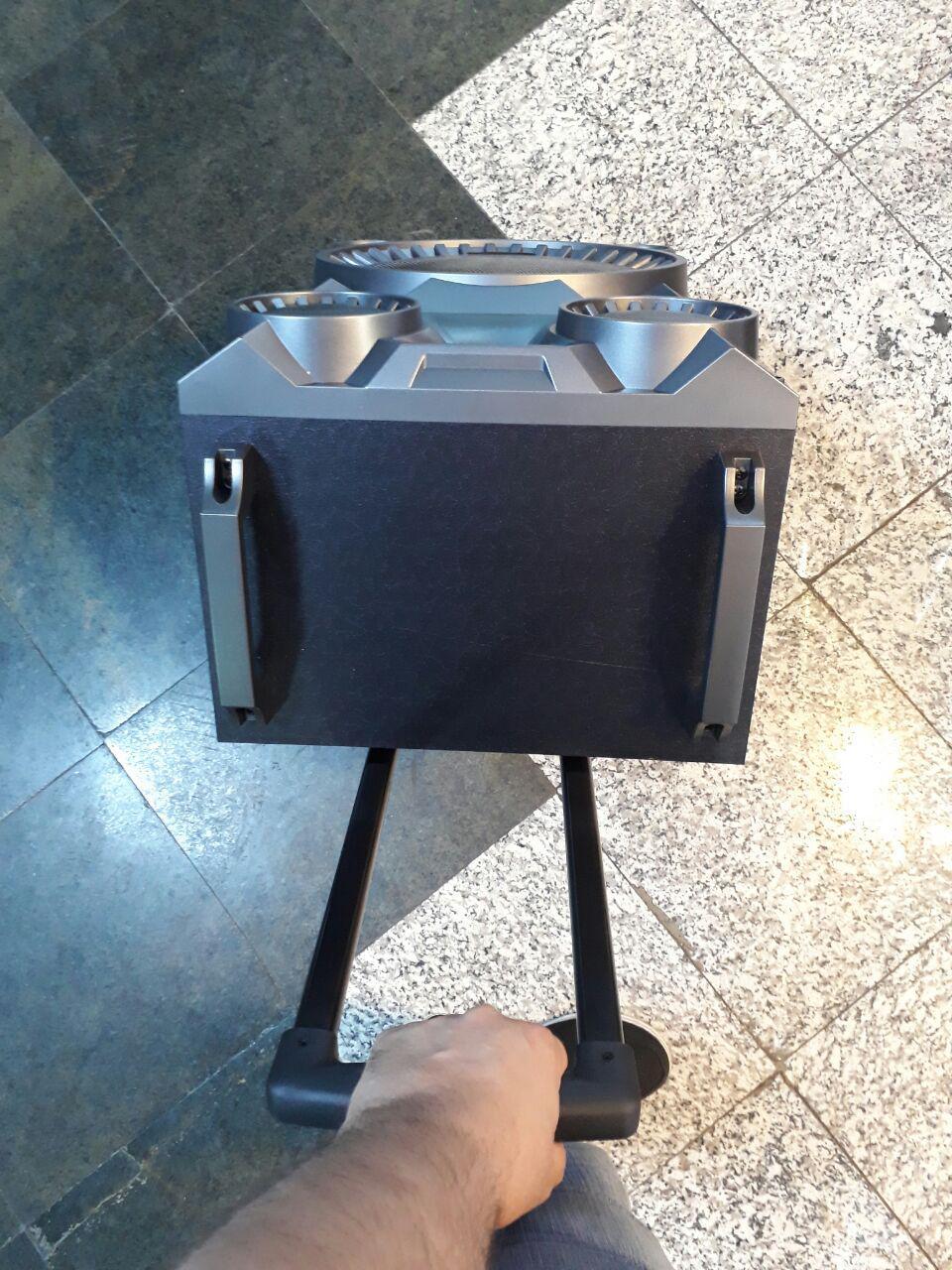 اسپیکر چمدانی مکسیدر مدل mx-es1121 ry05