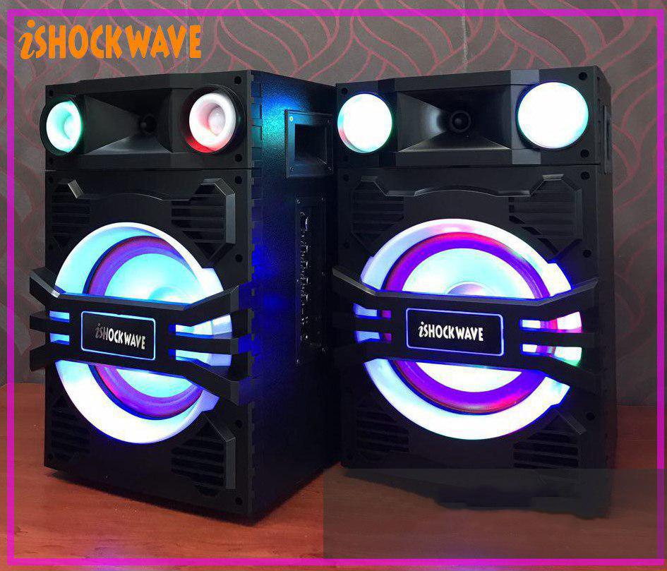 اسپیکر شاک ویو مدل ۷۸۱۰ SPEAKER iSHOCK WAVE