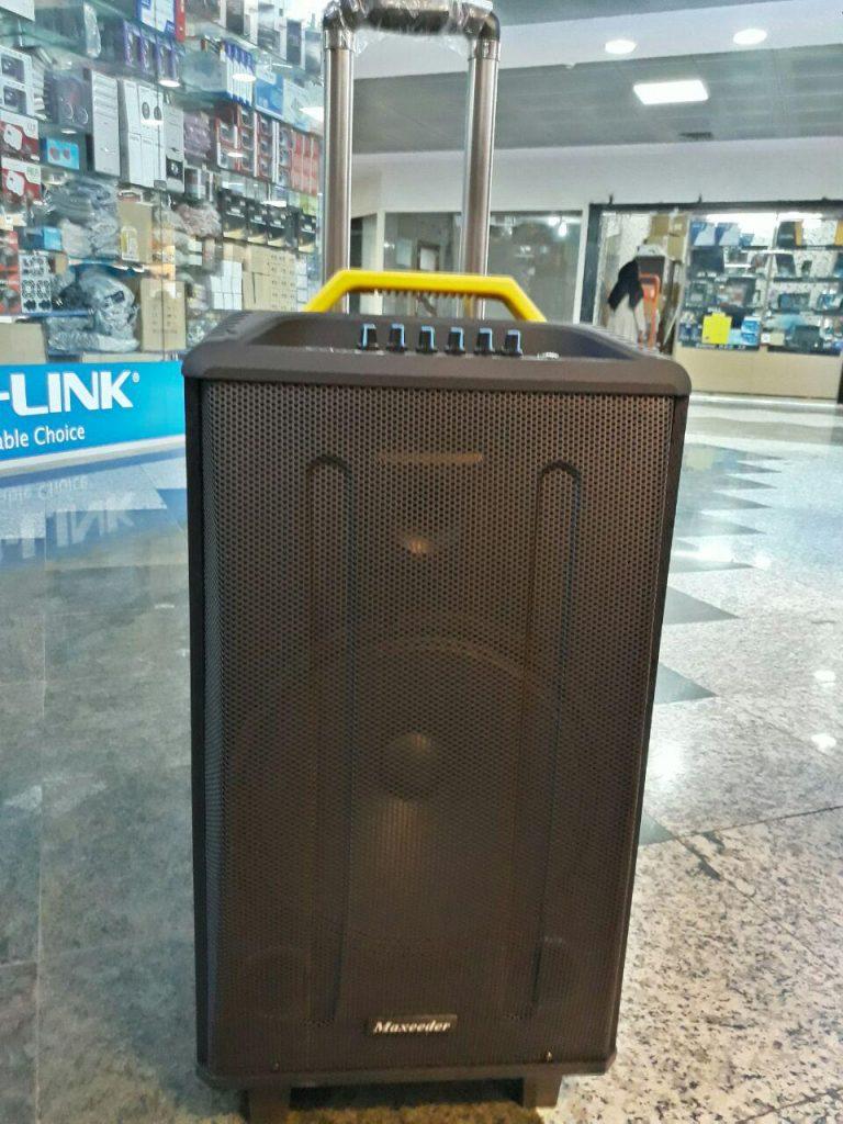 اسپیکر چمدانی مکسیدر مدلr07