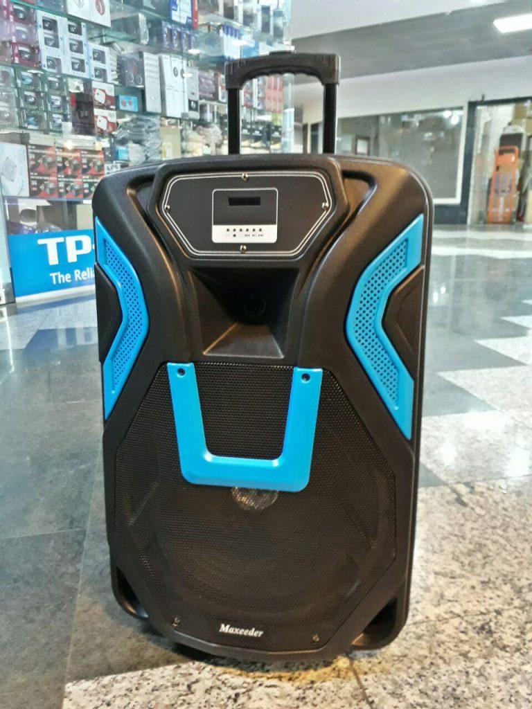 اسپیکر چمدانی مکسیدر مدلry04