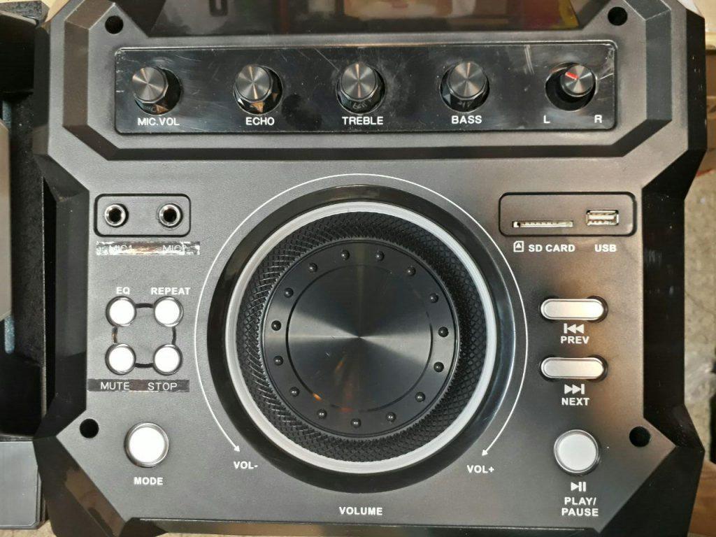 اسپیکر شاک ویو مدل 1022