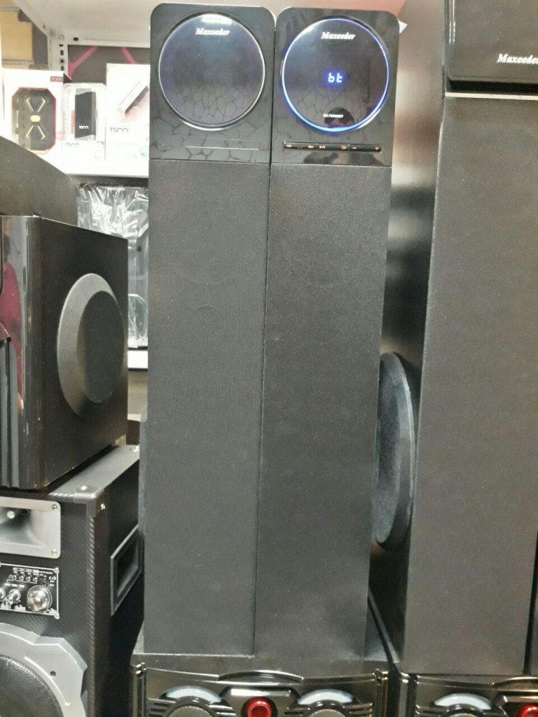 اسپیکر بلند دو تکه مکسیدر مدلMX-TS8082BT