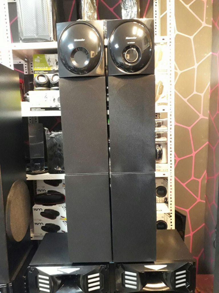 اسپیکر بلند دو تیکه مکسیدر مدل MX-TS7012BTF