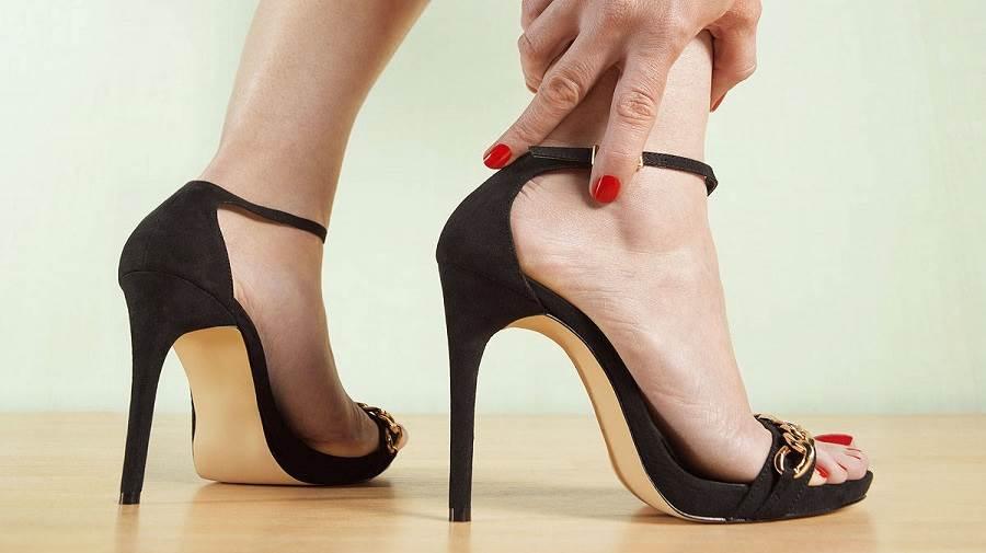 افزایش احتمال ابتلا به سرطان با کفش های پاشنه بلند