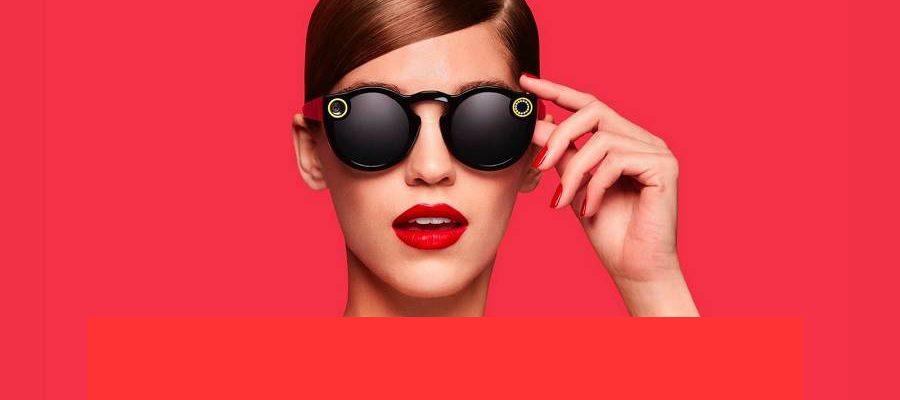 عینک آفتابی با دوربین