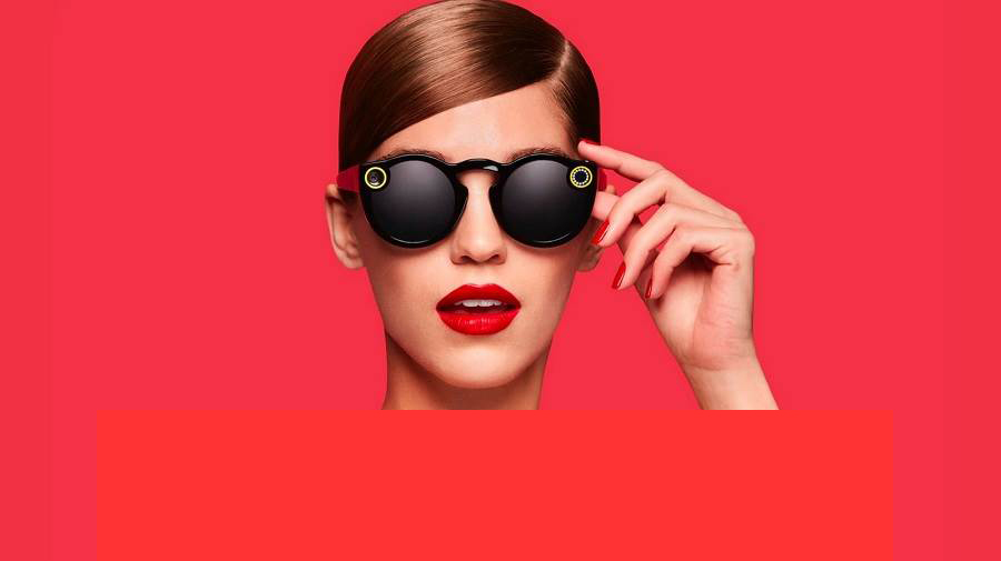 عرضه عینک Spectacle اسنپ