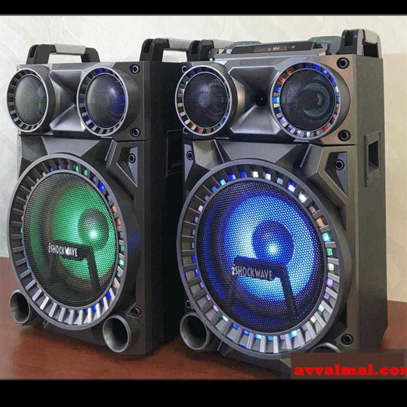 اسپیکر شاک ویو مدل ۱۰۹۱